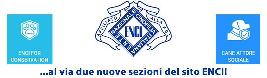 Enci Calendario Prove.Enci Ente Nazionale Della Cinofilia Italiana